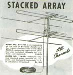 stacked array antenna
