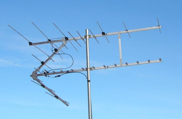 Hd Stracker antenna