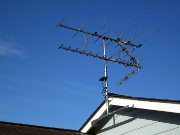 Hd Stacker Tv Antenna Best Outdoor Antenna For Weak Signal