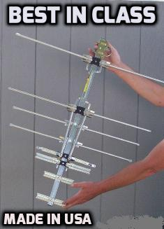 EZ HD TV antenna best small long range TV antenna